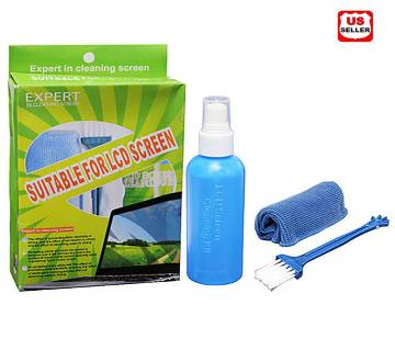 3 in 1 screen cleaning kit