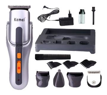 KEMEI KM-680A Rechargeable Trimmers