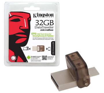 Kingston OTG USB Pen drive 32GB