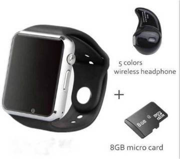 Smart Watch Sim supported combo pack