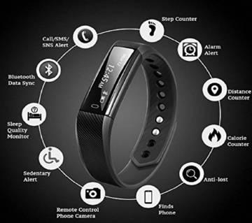 ID115 Fitness Tracker Smart Bracelet