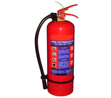 Fire Extinguisher - 5 kg
