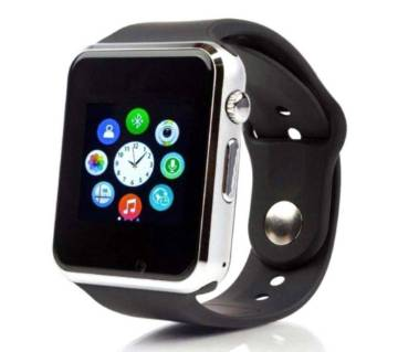 APPLE A1 Smart Watch-SIM Supported