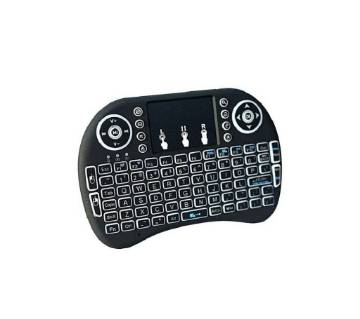 Mini Keyboard with Touchpad Mouse- (1 Piece)