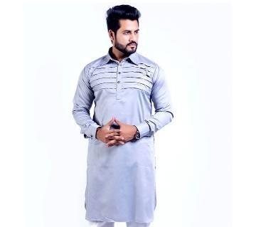 Semi long cotton is Punjabi