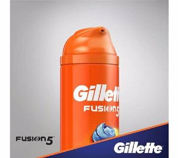 Gillette Fusion5 shave gel UK