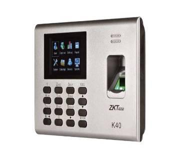 ZKTecho K40 Time Attendance Machine