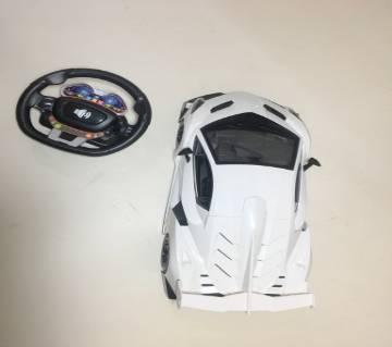 49 MHz RC Big Model Racing Car