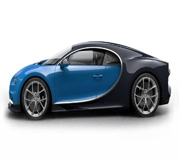 RC Bugatti Chiron Super Model Car