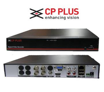 CP PLUS 4 চ্যানেল 1080P Lite Astra ডিজিটাল ভিডিও রেকর্ডার বাংলাদেশ - 8989381