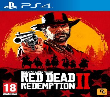 Red Dead Redemption 2 | PS4 Game