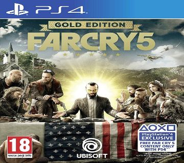 FAR CRY 5 | PS4 Game