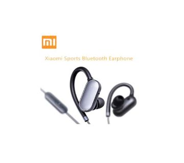 Xiomi Wireless Sport Bluetooth Headphones - Hd Beats Sound Quality - Sweat Proof Stable Fit in Ear Workout Earbuds - Ergonomic Running ব্লুটুথ ইয়ারফোন বাংলাদেশ - 9050192
