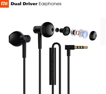 Xiaomi Hybrid Pro HD/Hybrid Pro ইন-ইয়ার ইয়ারফোন Triple/Dual Driver Dynamic with Balanced Armature Mi In-Ear Line Control Mic বাংলাদেশ - 9050811