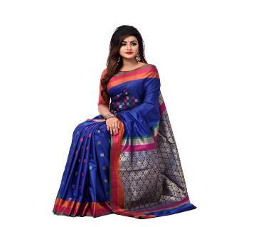 রাঙ্গুলি কাতান শাড়ী
