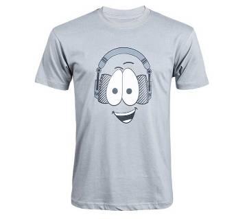 Half Sleeve Cotton T-Shirt for Men T-35