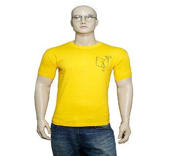 Half Sleeve Cotton T-Shirt for Men T-30