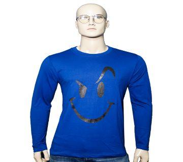 Full Sleeve Cotton T-Shirt for Men S-2