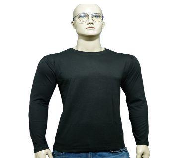 Full Sleeve Cotton T-Shirt for Men S-21