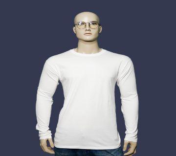 Full Sleeve Cotton T-Shirt for Men S-24