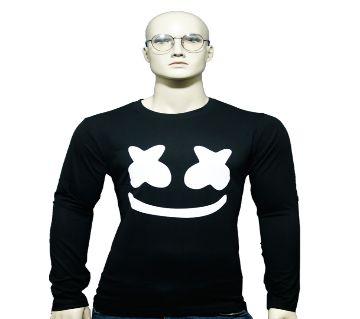 Full Sleeve Cotton T-Shirt for Men S-4
