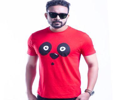 Mens Half Sleeve Cotton T-Shirt T 32