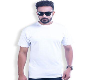 Mens Half Sleeve Cotton T-Shirt T 54