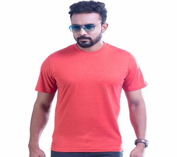 Mens Half Sleeve Cotton T-Shirt T 57