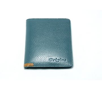 Genuine Leather High Wallet W-9