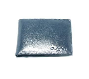 Genuine Leather High Wallet W-18