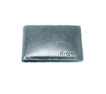 Genuine Leather High Wallet W-19