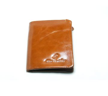 Genuine Leather High Wallet W-13