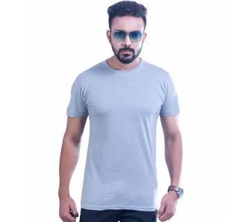 Mens Half Sleeve Cotton T-Shirt T-61