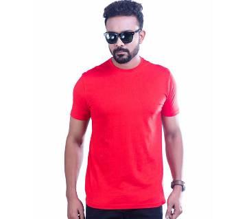 Mens Half Sleeve Cotton T-Shirt T 53