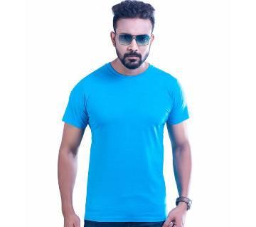 Mens Half Sleeve Cotton T-Shirt T-58
