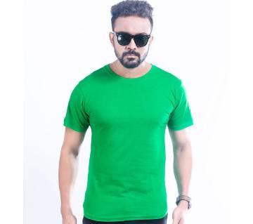 3Mens Half Sleeve Cotton T-Shirt T 56
