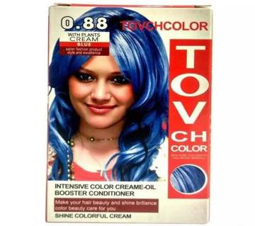TOV  Hair Color for Men and Women- shades 0.88-60gm-China