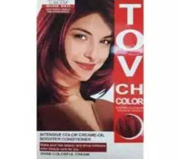 TOV Hair Color For Men And Women - Shades 7.45-60gm-China