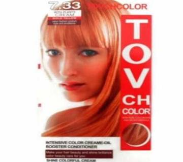 TOV Hair Color For Men And Women-. Shades 7.33-60gm-China