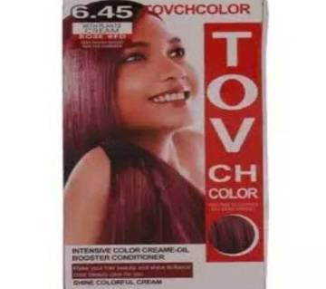 TOV Hair Colour For Men And Women.- Shades 6.45-60gm-China