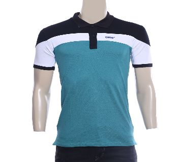 Classic fit Half Sleeve Polo T-shirt For Men..