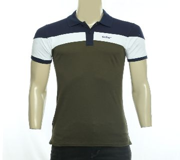Classic fit Half Sleeve Polo T-shirt