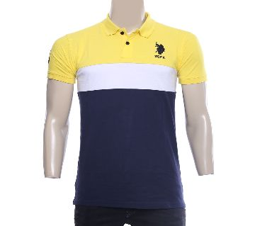 Classic fit Half Sleeve Polo T-shirt For Man