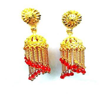 golden ear ring