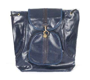 pu leather backpack for girls