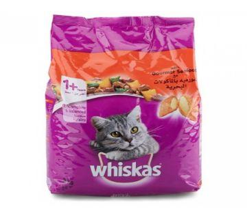 Whiskas Gourmet Seafood ক্যাট ফুড - 1.2 kg - Thailand