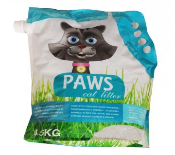Paws Clumping Cat Litter Lavender (4.5kg)