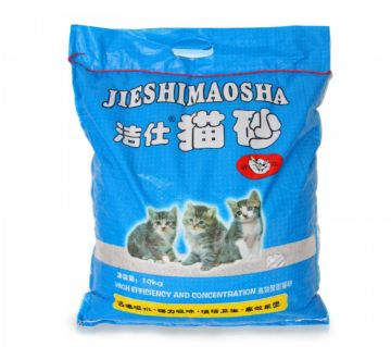 Jieshimaosha Cat Litter (High Efficiency and Concentration) 5 kg