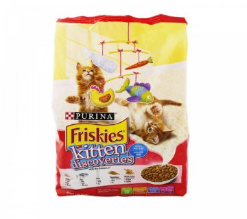 Purina Friskies Kitten Discoveries Cat Food (1.1kg) - Thailand