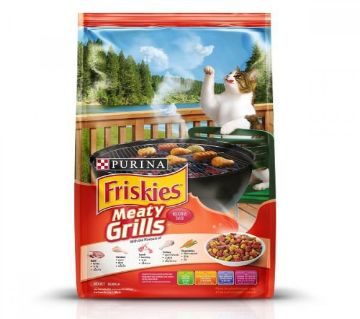 Purina Friskies Meaty Grills (1.2Kg) - Thailand